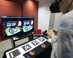 Immersive Augmented Reality Platform